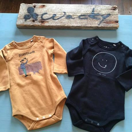 PRINT BABY BODY/OCEAN&GROUND'19AW/1920307