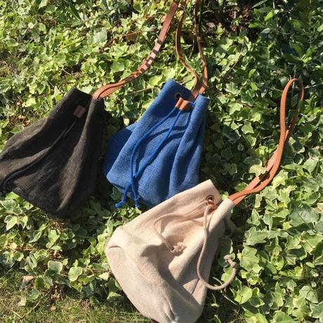 TARANGO BAG ジュート巾着バッグ/NB-244