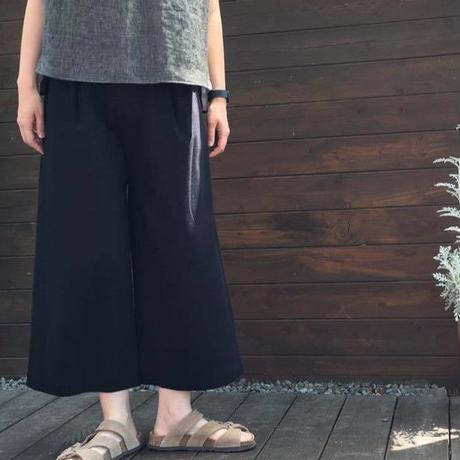 Ponch Tuck Pants/ nachukara'19SS/nk-23407