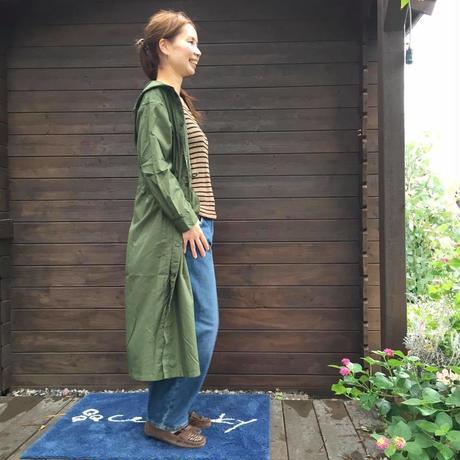 フード付き羽織りワンピース  / M.M.O./COF2369