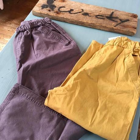 Jr. LIGHT SARROUEL PANTS(150-160)/Ocean&Ground'19AW/1927051