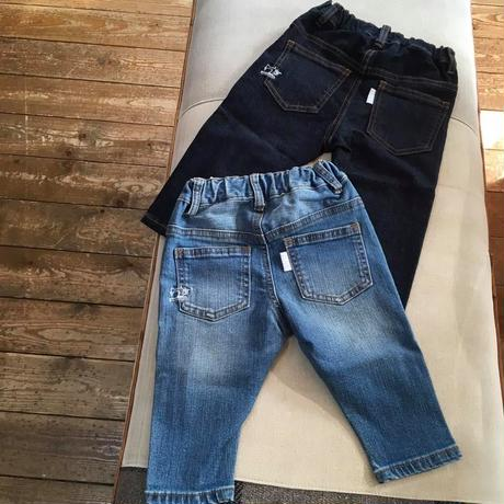 DENIM TAPERED PANTS/Ocean&Ground'19AW/1627006