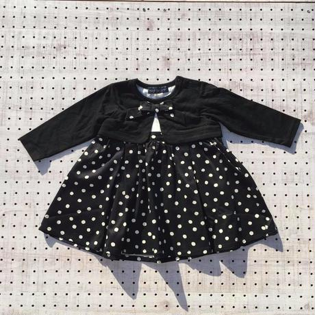 レイヤード風ワンピース/Little st by s.t.closet'19春/A27104