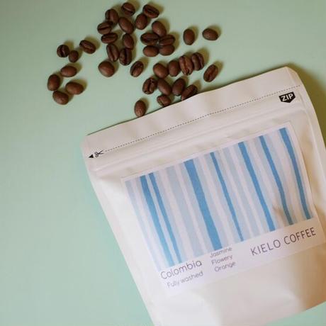 コーヒーギフト2個入り(豆、粉どちらも可)