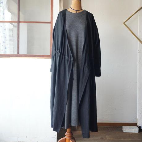 ウールコクーンニットワンピース  /  atelier naruse