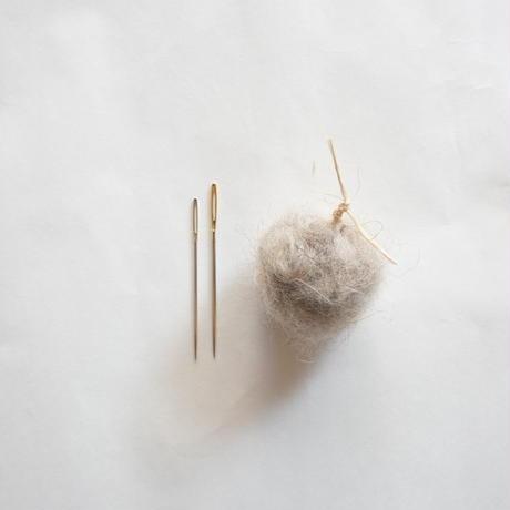 リボン刺繍針