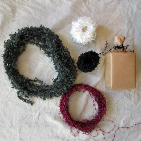 ラッピング用糸set