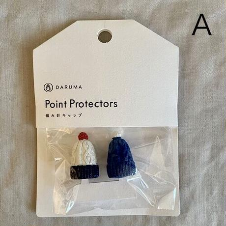 編み針キャップ