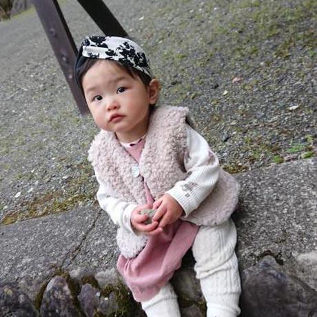 cross turban / MADARA × black
