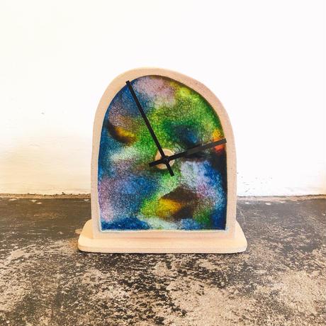 Morgan Peck Melted Constellation Clock