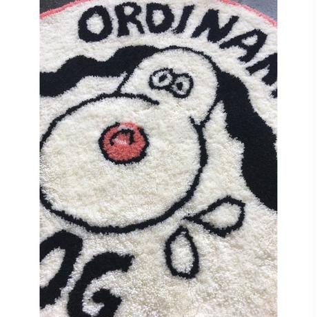 "FACE x Pacifica Collectives ""Ordinary Dog Rug"""