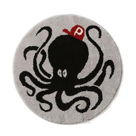 "Hanai Yusuke x Pacifica Collectives ""Pacifica Octopus Rug"""