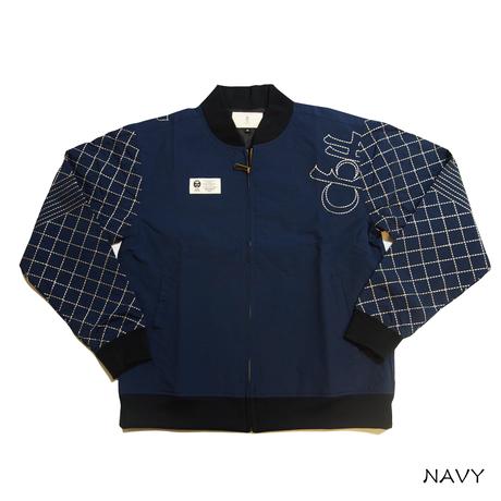 刺子のナイロンジャケット KJ-71809