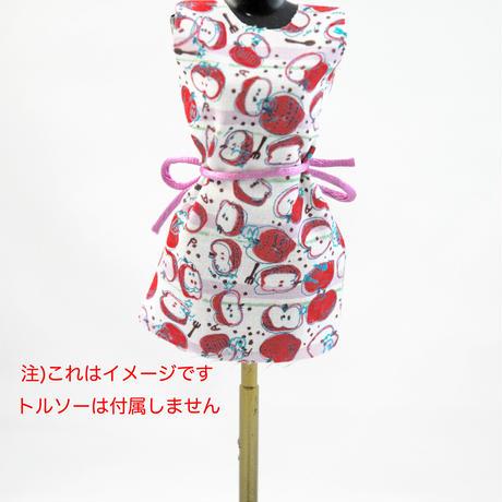 m07  キキパルフェミニチュア生地 りんごちゃん50cm×25cm