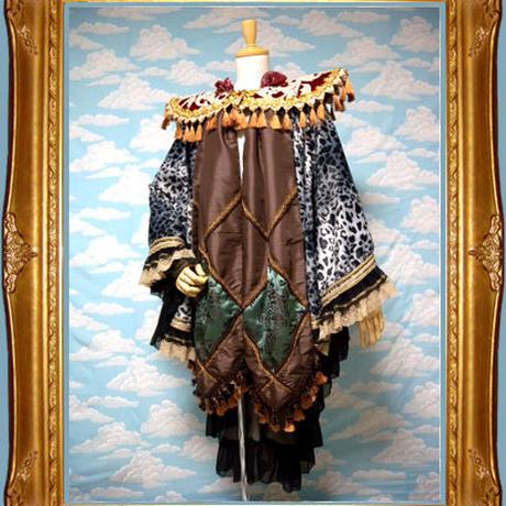kki.1656 古の皇帝マント 。