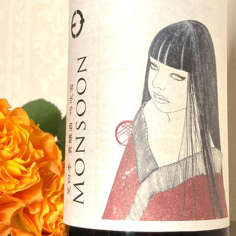 笑四季 貴醸酒 MONSOON  '吟吹雪' 火入