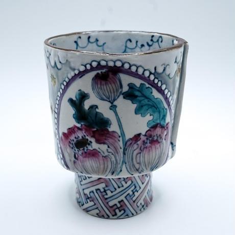 フリーカップ(けしの花)/スズキヨウコ
