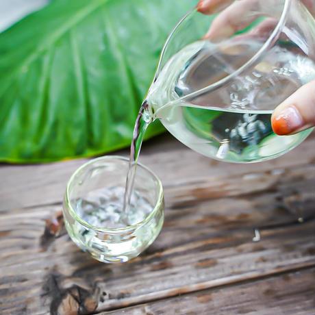 冷酒グラス 琵琶湖彩 glass imeca