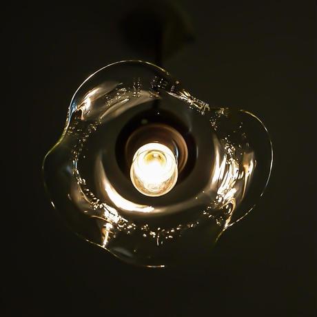glass imeca ペンダントライト琵琶湖彩 (ハナビラ4)
