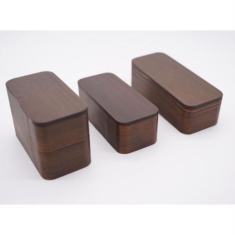 杉の木クラフト お弁当箱(小)