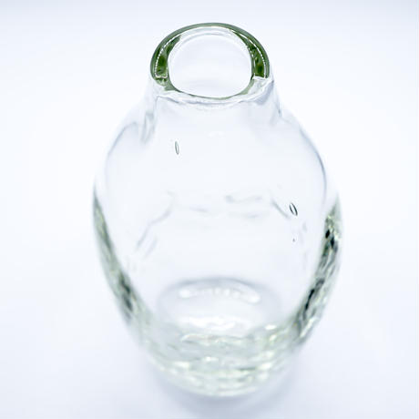 花瓶 琵琶湖彩 glass imeca