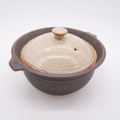 研窯 両手鍋