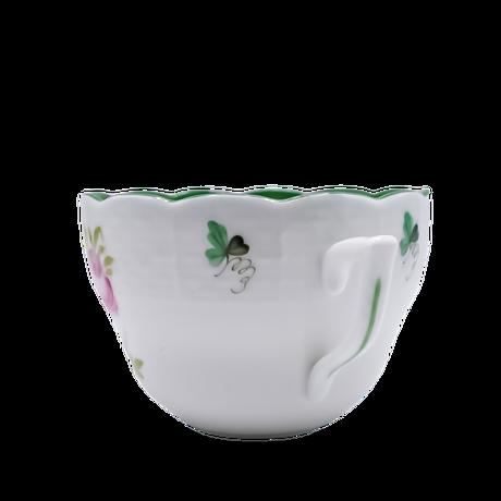 ヘレンド(HEREND)ウィーンのバラ コーヒー・紅茶兼用カップ&ソーサー 730