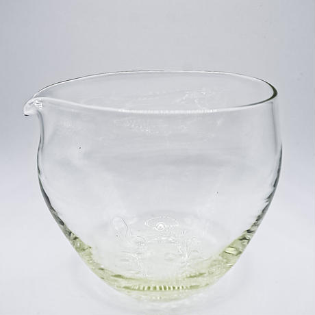 片口 琵琶湖彩 glass imeca