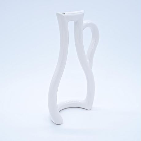 still green L Water 花瓶 16×6×24.5cm