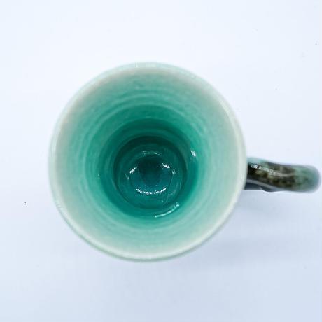 鶴琳窯 スマートマグカップ