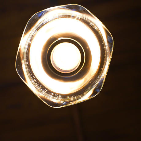 glass imeca ペンダントライト琵琶湖彩 (鉢ハナビラ6)