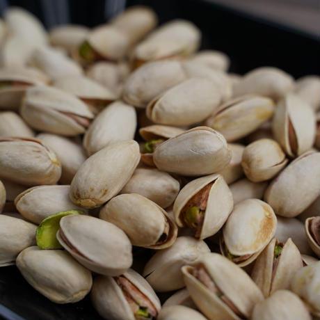 焙煎殻付きピスタチオ ~Queen of Nuts~ アメリカ産 100g