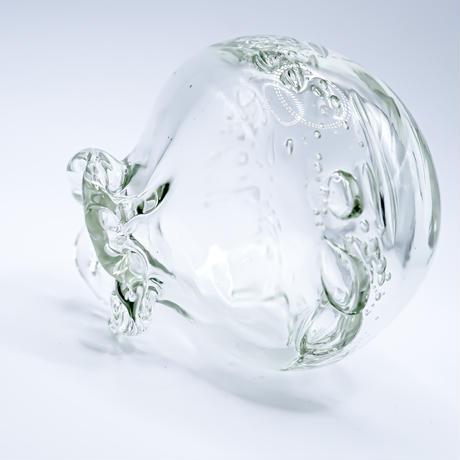 ミニ一輪挿し 琵琶湖彩 glass imeca