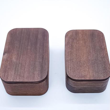 杉の木クラフト 子供用お弁当箱(小)
