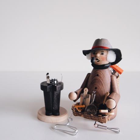 kuhnert Doll incense burner 道具売り