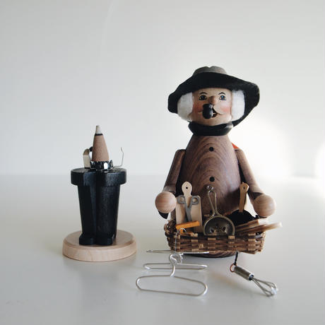 kuhnert Doll incense burner #6000