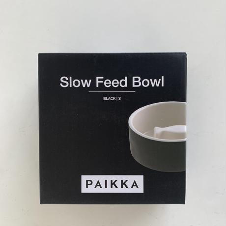 PAIKKA PET SLOW FOODBOWL FISH