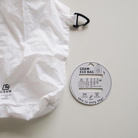 GRAM  COMPACT ECO BAG   [S]