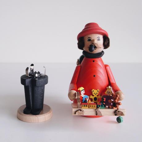 kuhnert Doll incense burner #6500