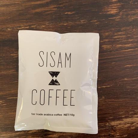 シサム工房フェアトレードドリップコーヒー