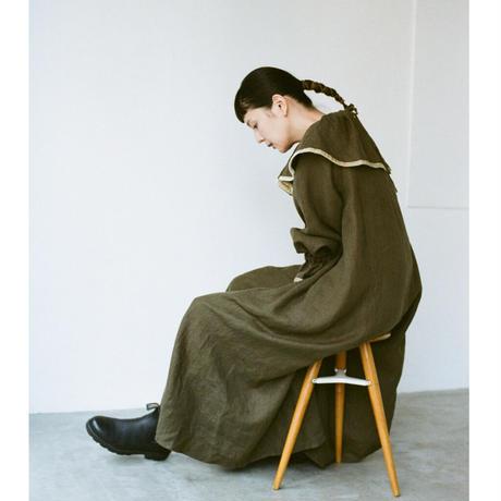 fuchidori dress khaki brown(F)