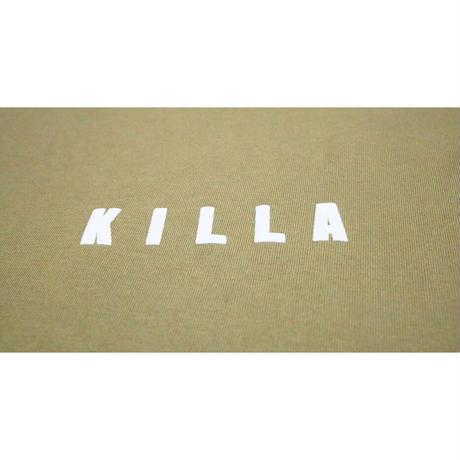 TINY KILLA S/S TEE KHAKI