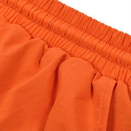 ESSENTIAL LOGO SHELL JOGGER ORANGE