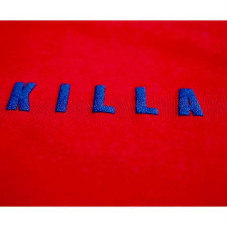 TINY KILLA S/S TEE RED