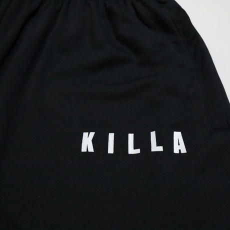 KILLA DRY HALF PANTS BLACK