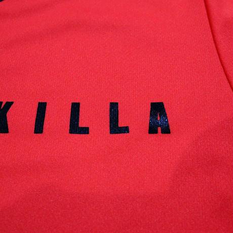 KILLA BASEBALL JERSEY RED