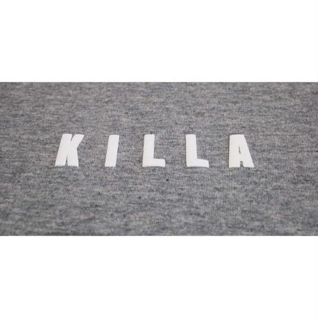 TINY KILLA S/S TEE GRAY