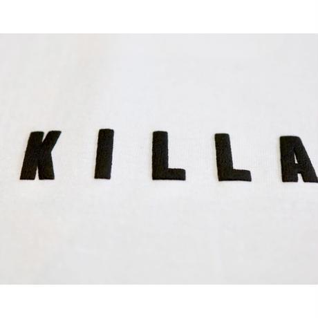 TINY KILLA S/S TEE WHITE