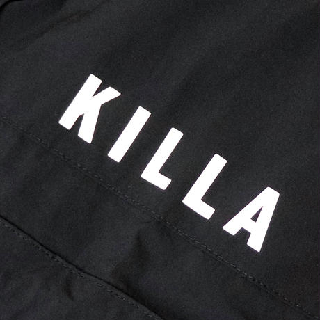 NEW ESSENTIAL LOGO SHELL OVERALL BLACK