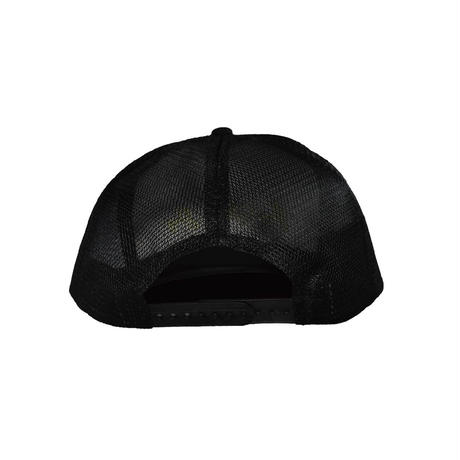 KILLA SHINING DAY MESH CAP BLACK
